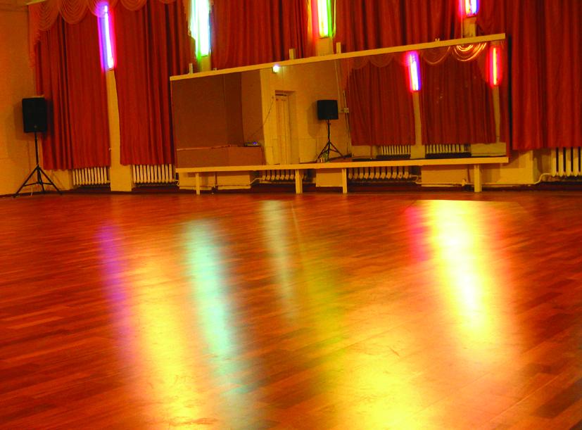 Танцевальный зал ProfitDanceClub