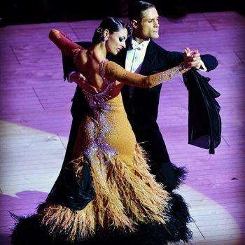 Типы — бальные танцы