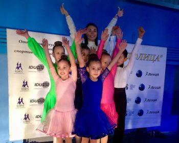 Танцевальная группа для детей