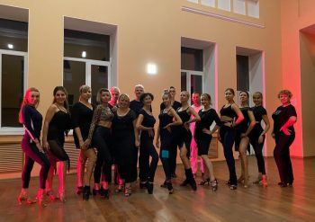 Танцы Латина Харьков